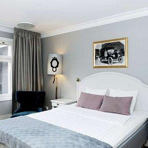 Scandic Kramer room Standard Queen classic