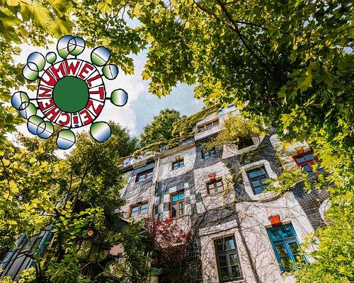 KUNST HAUS WIEN. Das Grüne Museum mit Österreichischem Umweltzeichen © KUNST HAUS WIEN, Foto: Paul Bauer