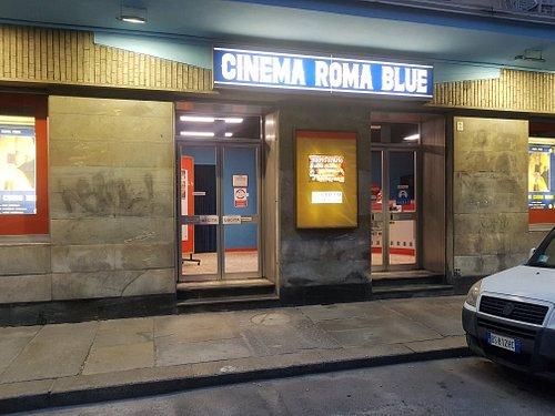Cinema Roma Blue