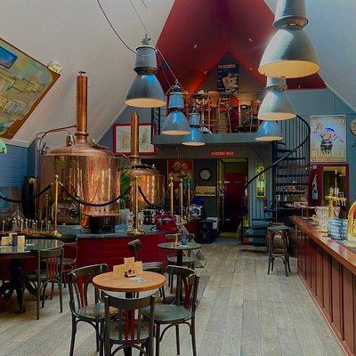 Stadsbrouwerij De Drie Ringen onthult de geheimen van Amersfoorts bier. Tijdens een rondleiding onder leiding van een professional wordt alles uitgelegd. En onder het genot van een lekker biertje wordt de dag afgesloten. Ook is het mogelijk deel te nemen aan een bierproeverij