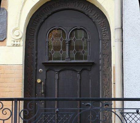 Квартира-галерея «Дом с горгульей»