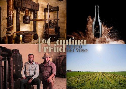 Storica cantina nel cuore di Altamura datata 1572, oggi museo del vino.Prenota la tua visita e degustazione di vini dal nostro sito o al +393473677352