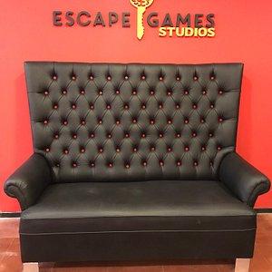 Escape Games Studios, la sucursal de Escape Games frente al Paseo La Plaza, en la zona céntrica de la Ciudad de Buenos Aires