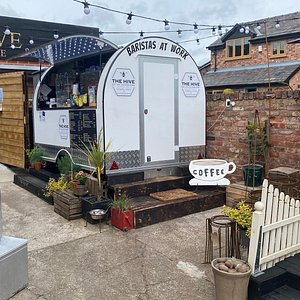 The Hive by VH Interiors - General Store & Beverage Bar! Run and owned by a local couple (Steven & Gareth) who were traders at Altrincham Market between 2015-2020.