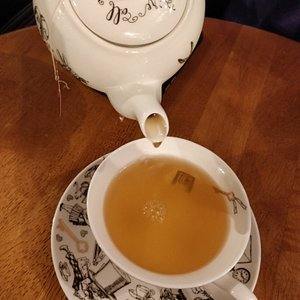 Some vanilla chai tea!