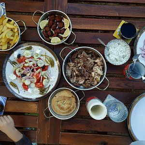 Authentic home made Greek Meze