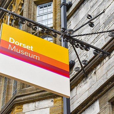 Dorset Museum Sign