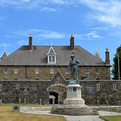 Bodmin Keep – The Home of Cornwall's Regiment The original home of the (DCLI) Duke of Cornwall's Light Infantry.
