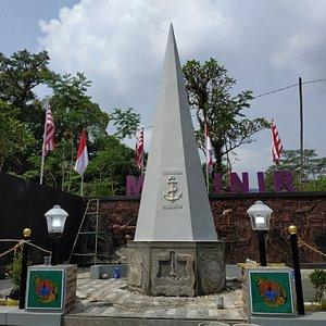 Tugu Pahlawan Letnan Kko Soetomo