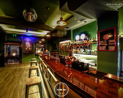 •Inside bar Get Connected•