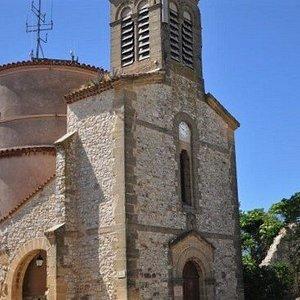 Ancienne église, dans le Venelles, le Haut.