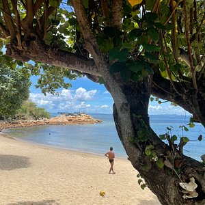 Lo Lo Shing is a peaceful, secluded beach on Lamma Island and is a lovely alternative to the main beach if you want to escape the weekend crowd.