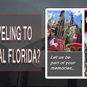 Traveling to Central Florida? Let us be part of your memories and stories...