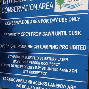 Christie Beach Conservation Area