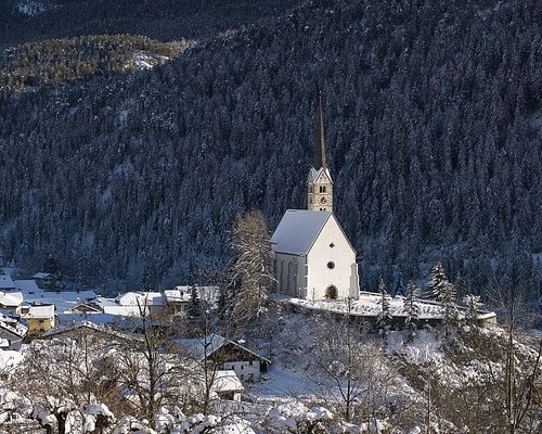 Reformierte Kirche Scuol (GR)