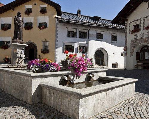 Dorfbrunnen Plaz (Scuol GR)
