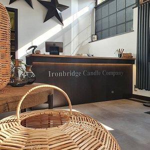 Inside the Ironbridge Candle Company