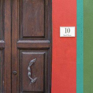 Via di Mezzo a Ghizzano, di David Tremlett
