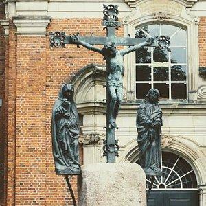 Gruppo scultoreo della Crocifissione XV  sec.
