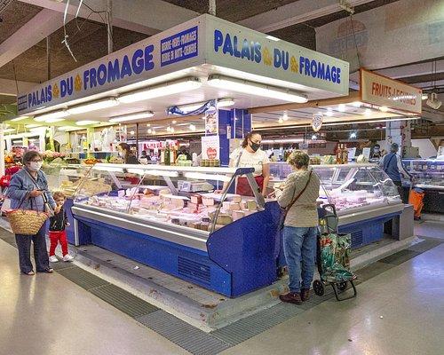 Le Marché Municipal de SANNOIS.