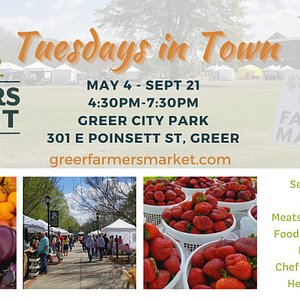 Tuesday in Town Farmer Market