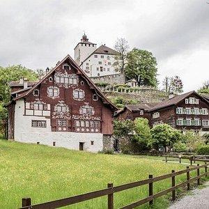 Museen Werdenberg / Museum Schlangenhaus (Werdenberg SG)
