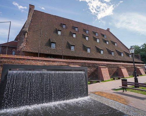 Museum of Amber in Grand Mill / Muzeum Bursztynu w Wielkim Młynie