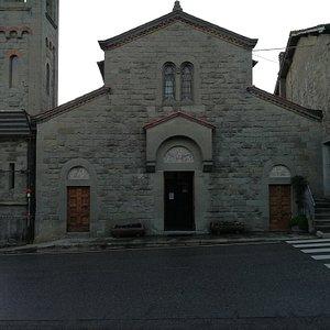 Chiesa dedicata a San Domenico, costruita nel 1932