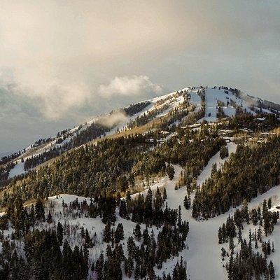Deer Valley Resort in Park City, Utah.