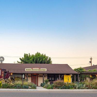 The Santa Ynez Valley Historical Museum.