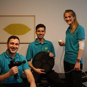 Team von PhysioBasel