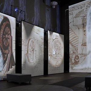 Sensea Canada: The Da Vinci Experience
