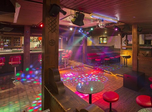 Bliemli Chäller Disco (night-life) Hotel Blumental Mürren (BE)