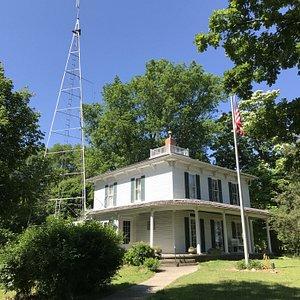 Ensor home and ham antenna