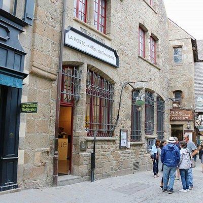 Office de Tourisme du Mont-Saint-Michel grande rue