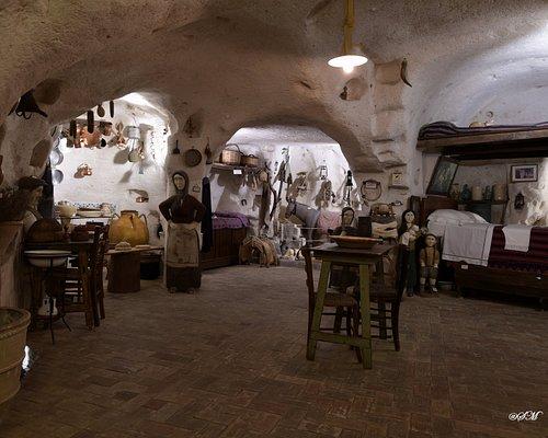 Casa Grotta Antica Matera