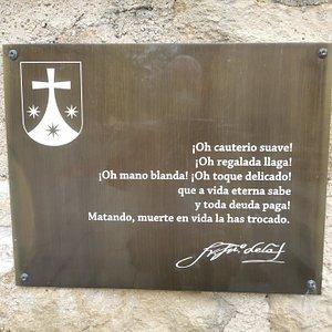 Relatos de San Juan de la Cruz.