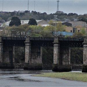 River Dee Railway Bridge
