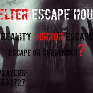 First horror escape game from the city. You are part of the adeventure as you keep discovering enigma and you advance from room to room. Everything happening in a horror enviroement (p.s- you are not alone inside ;) ) ...p.p.s- everthyng happens in an old authentic war shelter