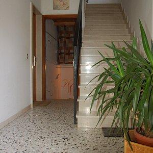 Entrata alla Casa della Pittura fonetica di Alberto Sighele.