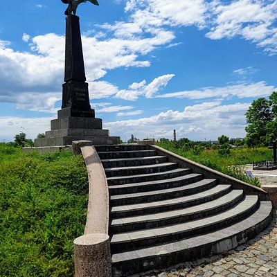 Monument To Russian Glory