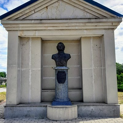 Pyotr Panin Monument