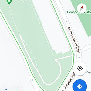Correct Map Position