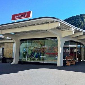 Swissrent Paarsenn Sports Bahnhof RhB (Davos GR)