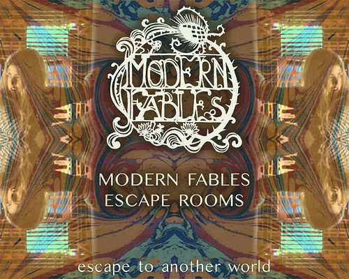 Modern Fables Escspe Rooms - Escape to another world