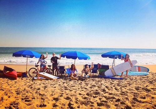 Get your vacation gear rentals from Ocean Atlantic Rentals