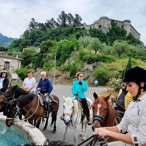 Weekend a cavallo nella storia della Valle Roveto