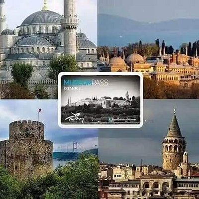 Some of the most visited historic areas and museums of Istanbul, by Cem Akat.