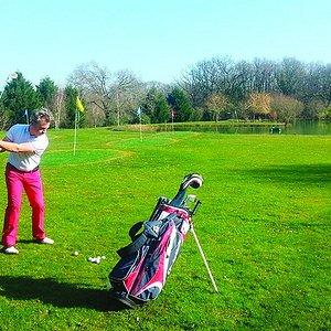 Practice de Golf de la Marionnière