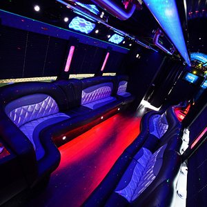 Luxury Party Bus Nightlife Experience in Punta cana for Large Groups